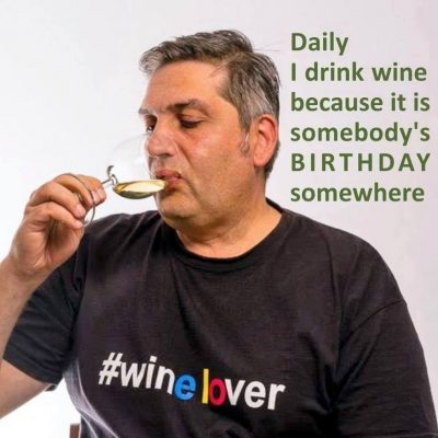 Razvan Stoenescu #winelover President